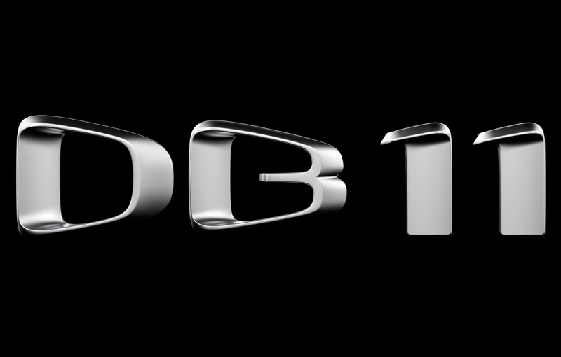 Aston Martin DB11 confirmed