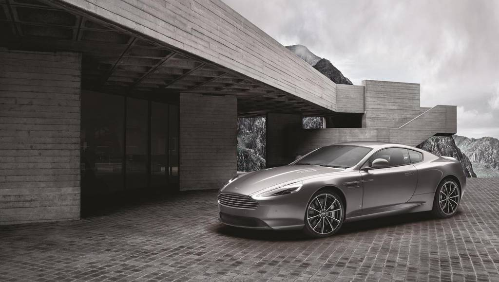 Aston Martin DB9 GT Bond Edition launched