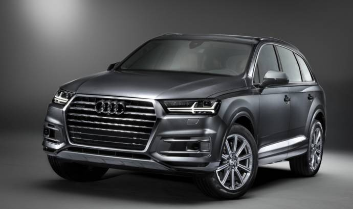 Audi Q7 awarded five stars by EuroNCAP