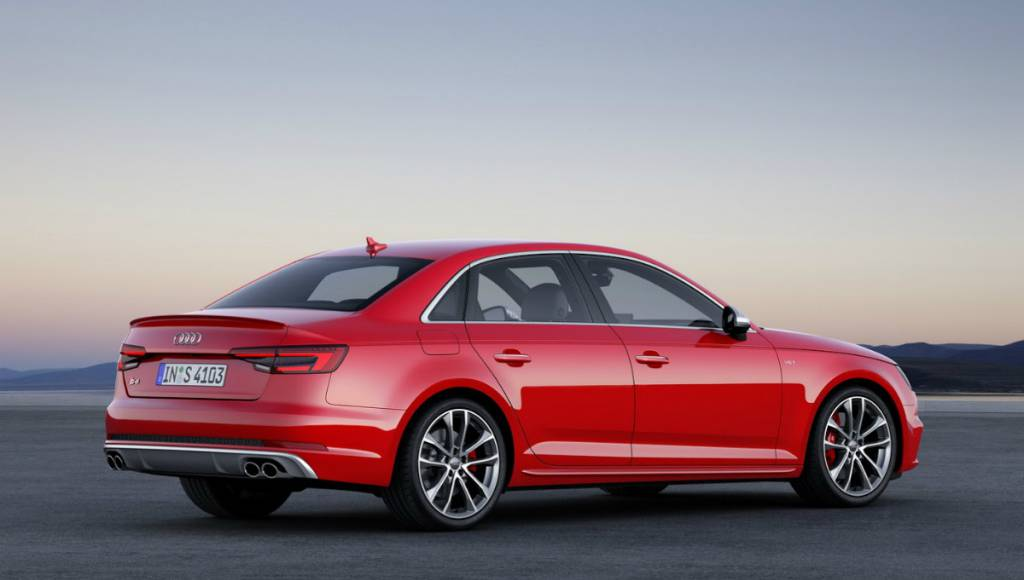 Audi S4 and S4 Avant: photo gallery and informations