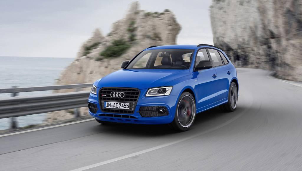 Audi SQ5 TDI plus introduced