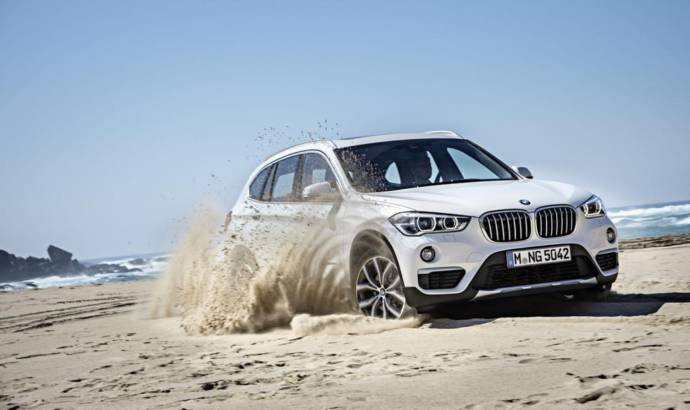 BMW X1 has new petrol and diesel engines