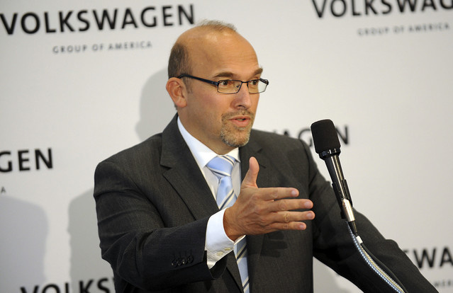 Christian Klingler, head of sales and marketing, leaves Volkswagen