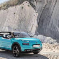Citroen Cactus M concept revealed
