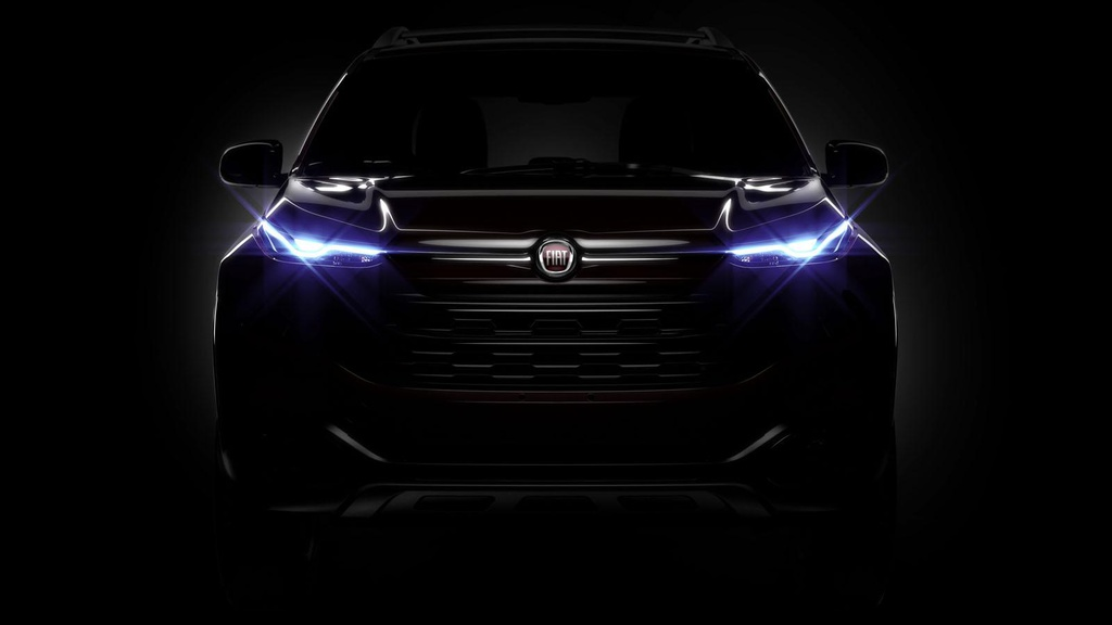 Fiat Toro teased ahead its debut