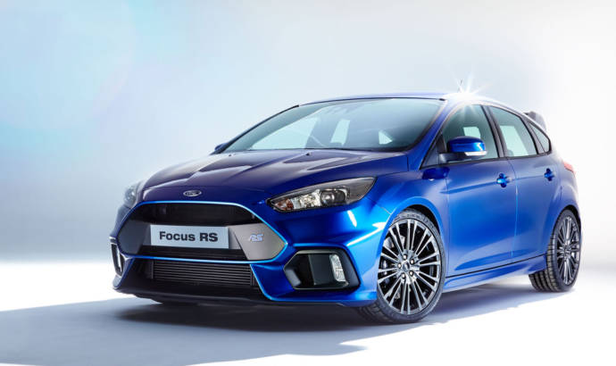 Ford Focus RS performances announced