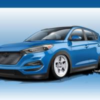 Hyundai will come to SEMA with a 700 bhp Tucson
