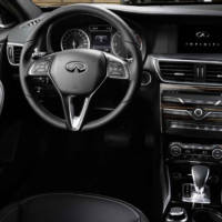 Infiniti Q30 interior reveales in new photos