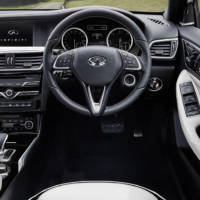 Infiniti Q30 interior reveales in new photos