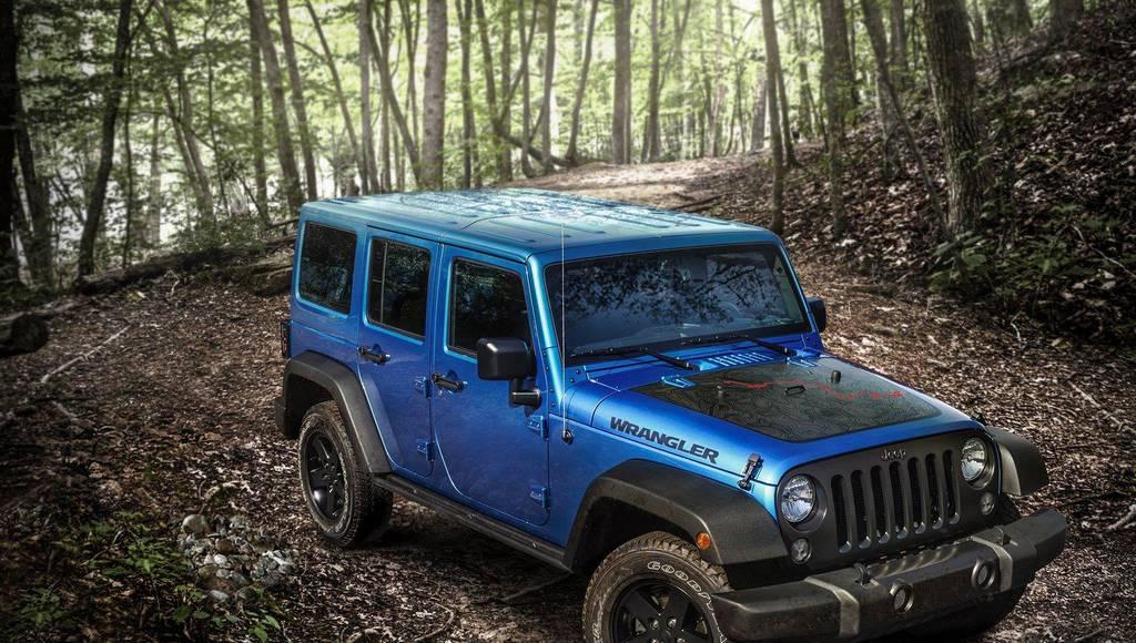 Jeep Wrangler Black Bear Edition announced