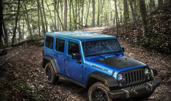 Jeep Wrangler Black Bear Edition announced