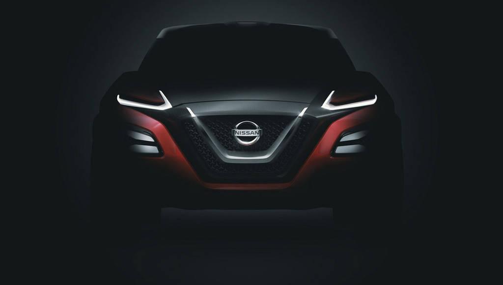 Nissan Gripz Concept teased