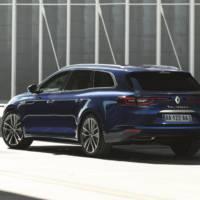 Renault Talisman Estate unveiled in IAA Frankfurt