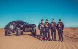 Sebastien Loeb joins Peugeot's Dakar Rally Team