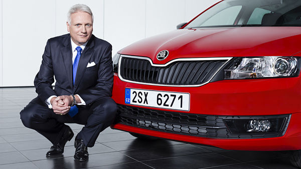 Skoda CEO to be the next Chairman of North America region