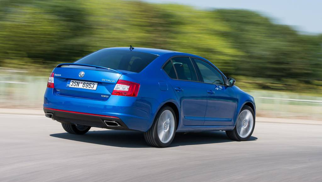 Skoda Octavia RS TDI gets all wheel drive