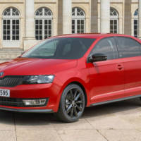 Skoda Rapid Monte Carlo to debut in Frankfurt