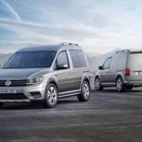 Volkswagen Caddy Alltrack unveiled in Frankfurt