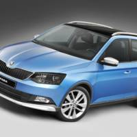 2015 Skoda Fabia Combi Scoutline - Official pictures and details