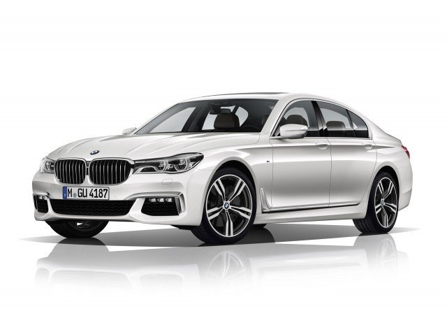 2016 BMW 7 Series to become Uber taxi for a day
