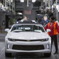 2016 Chevrolet Camaro is ready to reach its clients