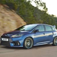 2016 Ford Focus RS has 1500 UK clients