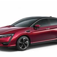 2016 Honda Clarity Fuell Cell unveiled