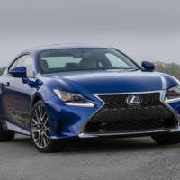 2016 Lexus RC200t Coupe introduced