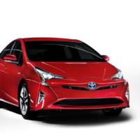 2016 Toyota Prius - Technical specifications