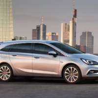 2016 Vauxhall Astra Sports Tourer UK prices