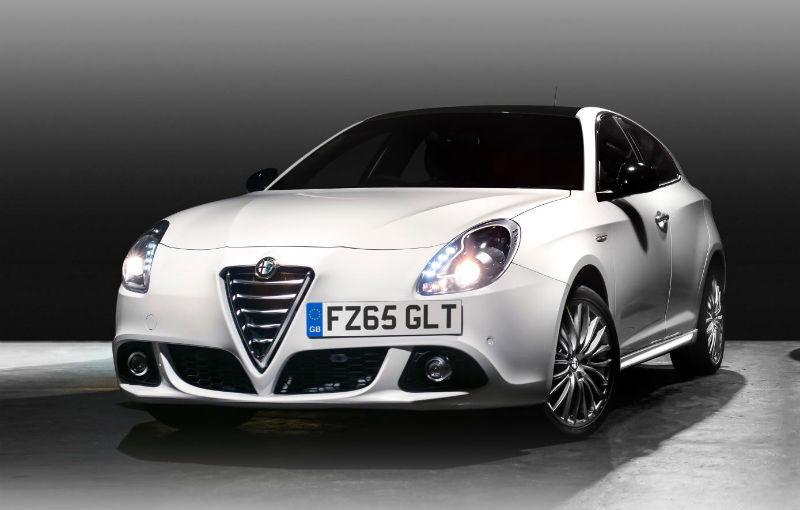 Alfa Romeo Giulietta Sprint Speciale UK prices