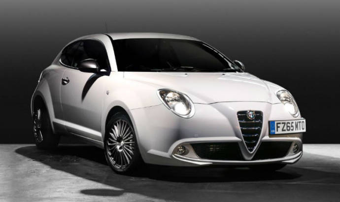 Alfa Romeo MiTo Collezione introduced in UK