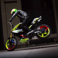 BMW Concept Stunt G 310 motorcycle unveiled