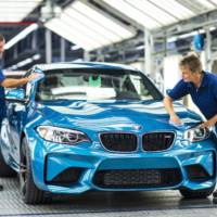 BMW M2 enters production in Leipzig