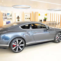 Bentley Berkshire is the first showroom with a new identity