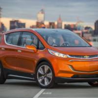 Chevrolet and LG developed the future Bolt EV