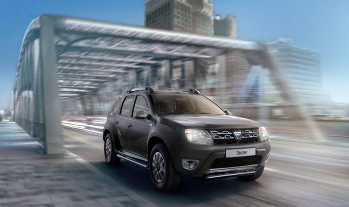 Dacia Duster Steel images and details
