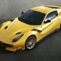 Ferrari F12tdf supercar introduced