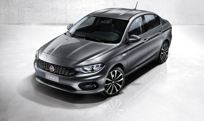 Fiat Tipo is the name for the new Italian compact sedan