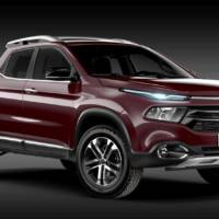 Fiat Toro - First official picture