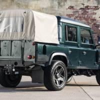 Land Rover Defender Chelsea Wide Track by Kahn Design