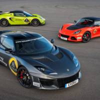 Lotus Driving Academy receives Evora 400