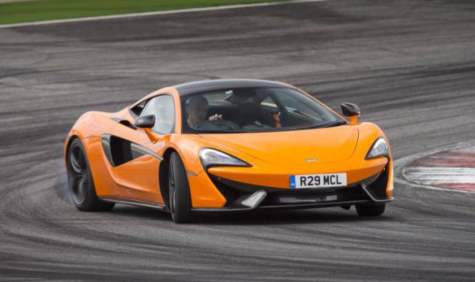 McLaren 570S Coupe UK prices announced