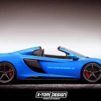 McLaren 675LT Spider confirmed
