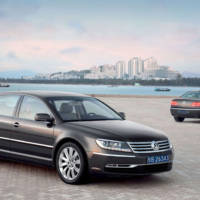 Next Volkswagen Phaeton will be electric