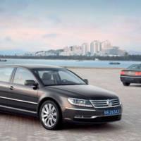 Next Volkswagen Phaeton will be electric
