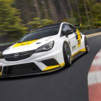Opel Astra TCR - Official pictures and details