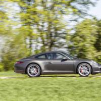 Porsche Tequipment is celebrating their anniversary with a special 911