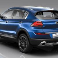Qoros 5 - Official pictures and details
