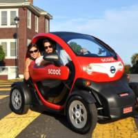 Renault Twizy reaches US through Scoot Quad